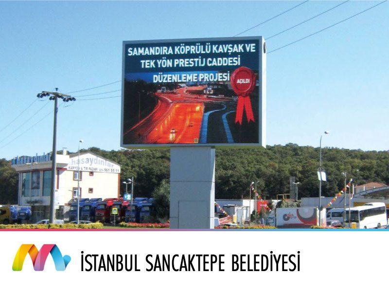 İSTANBUL SANCAKTEPE BELEDİYESİ