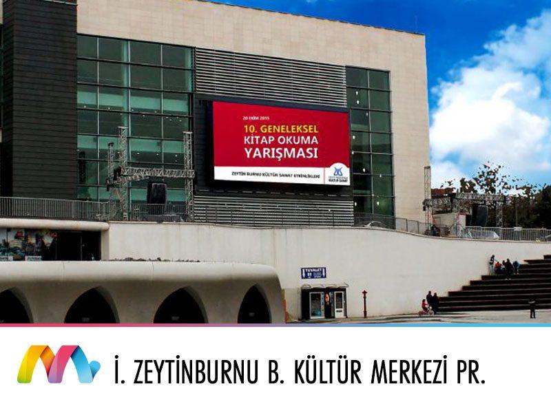 İstanbul Zeytinburnu Belediyesi Kültür Merkezi