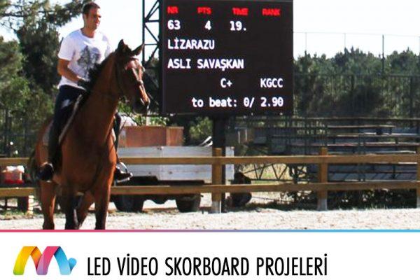 LED Video Skorbord Projeleri