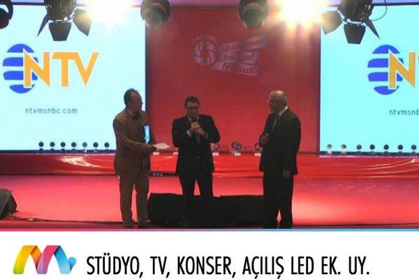 TV, Stüdyo, Konser, Açılış ve Tanıtım Organizasyonları LED Ekran Uygulamları
